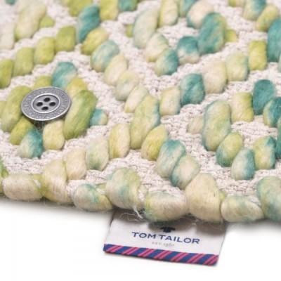 Tom-Tailor-Teppich-Diamond-Green-Detail